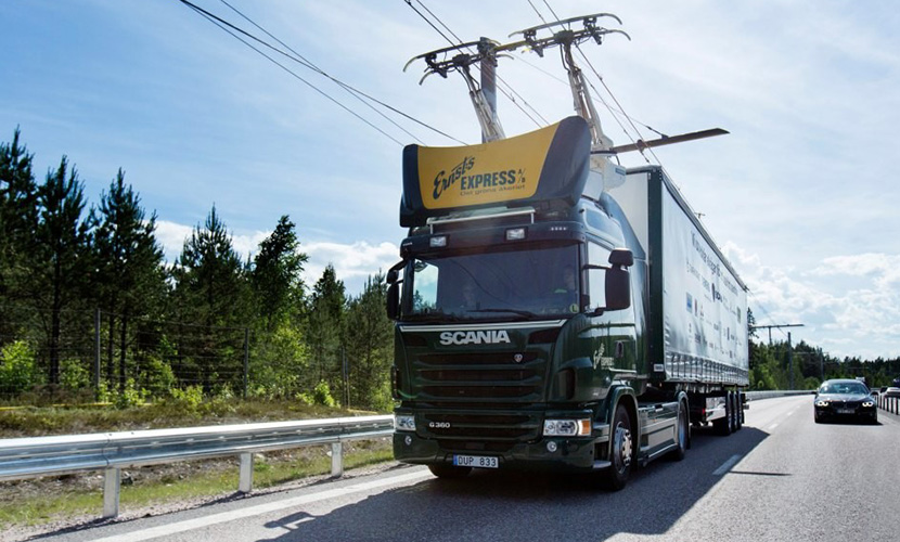 Carretera_eléctrica_Suecia_Novatrans