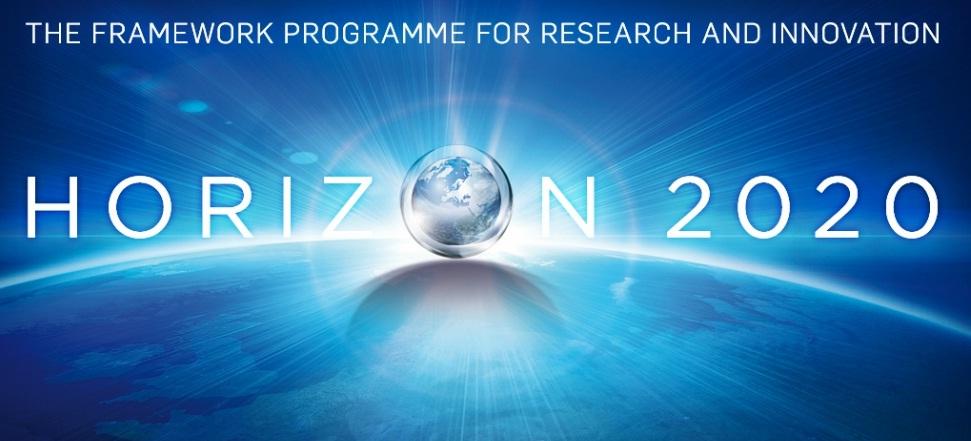 Página oficial UE Horizonte 2020