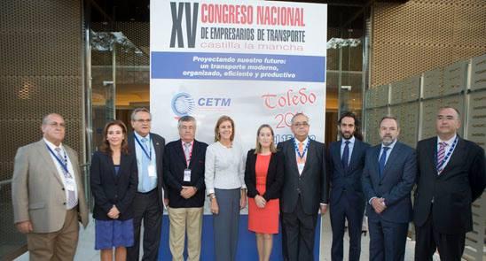 XV Congreso Nacional de Empresarios de Transporte de Mercancías