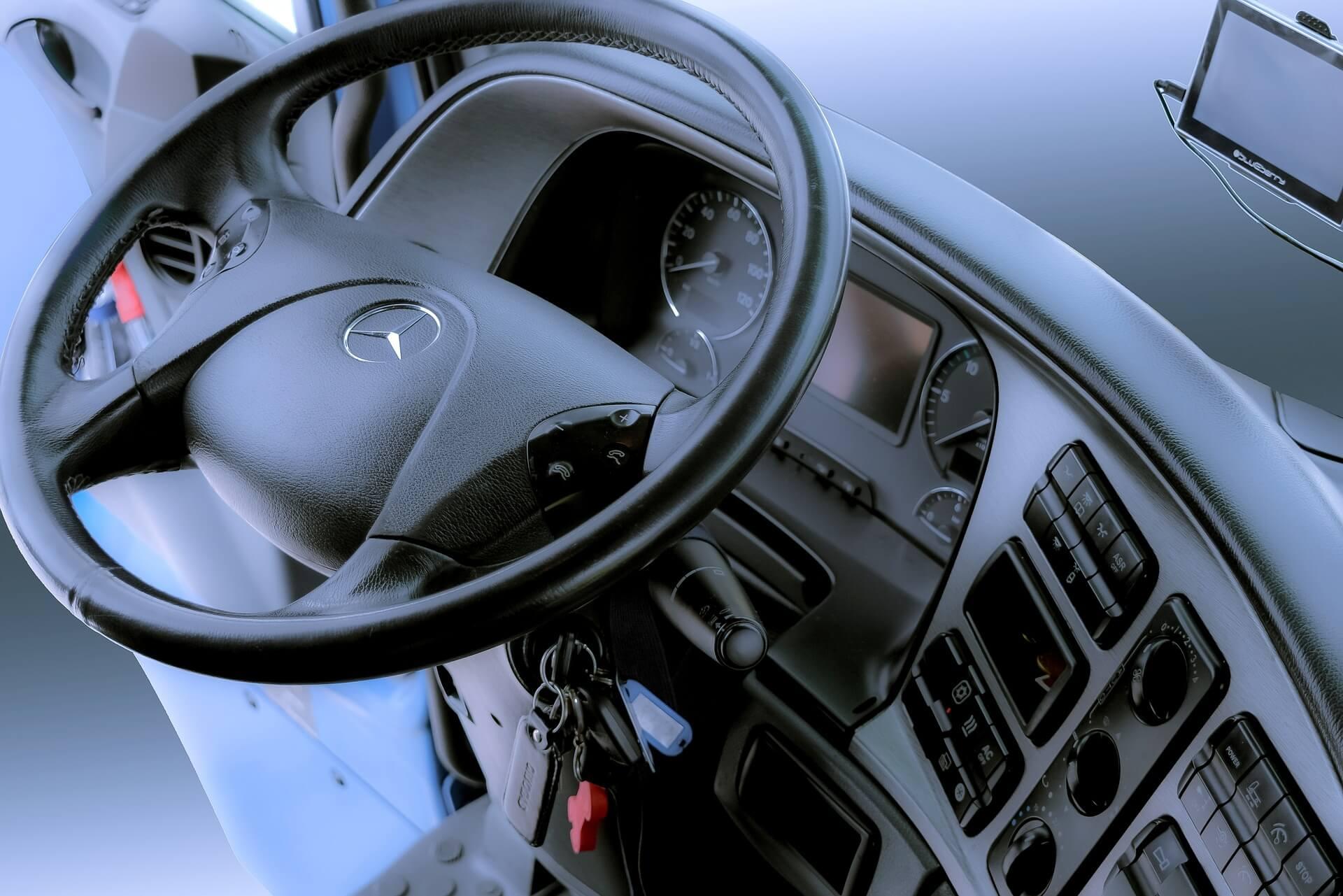 cabina conducción eficiente camiones