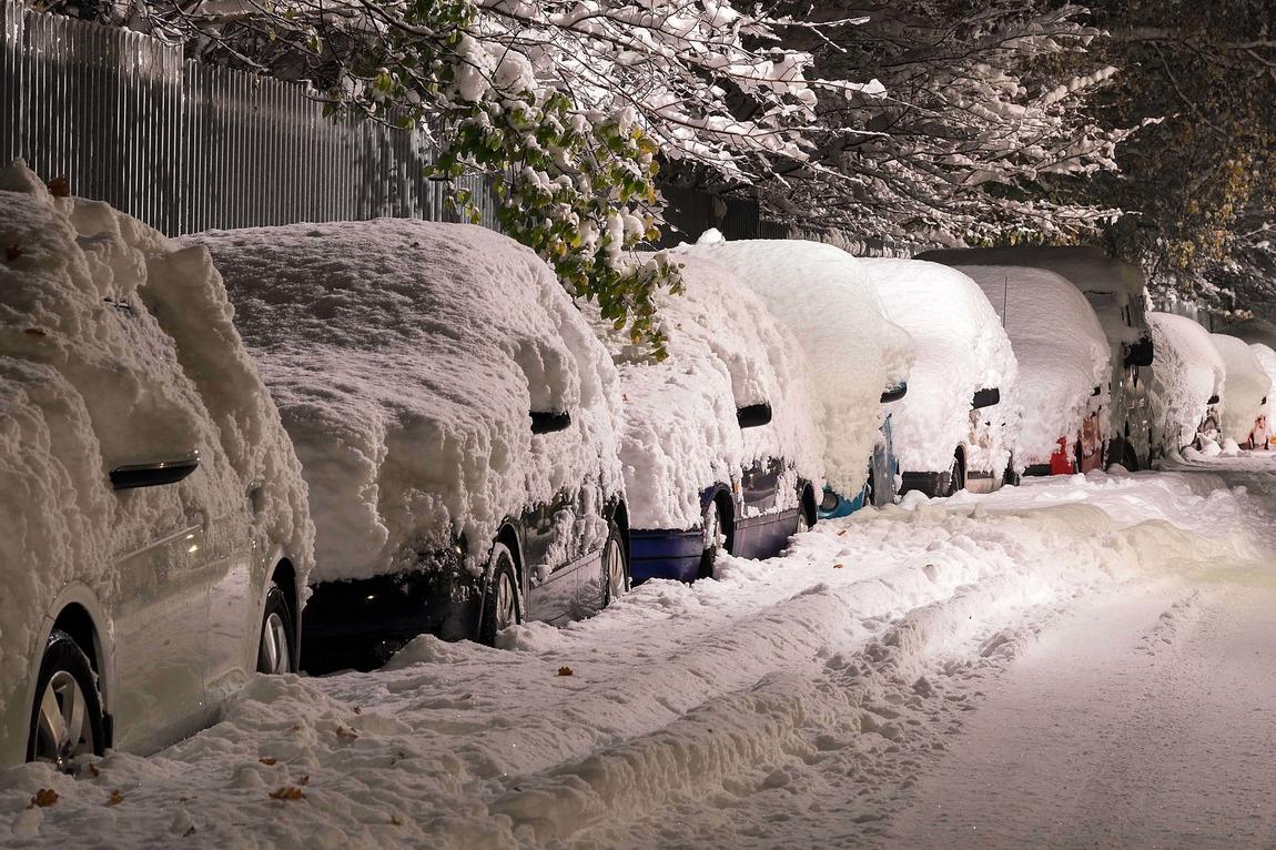 conducir con nieve o hielo