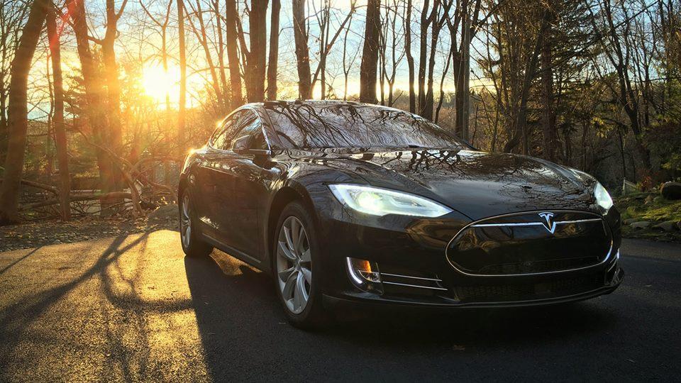Photo gallery, Tesla Model S