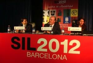 Presentación de SIL Barcelona 2012